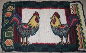Chickens in progress