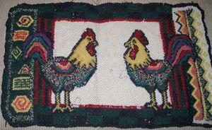 Chickens in progress